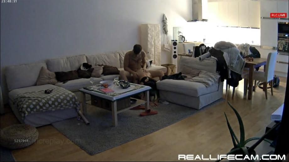 Kitty and Smith Drunk Hardcore RealLifeCam Sex Video