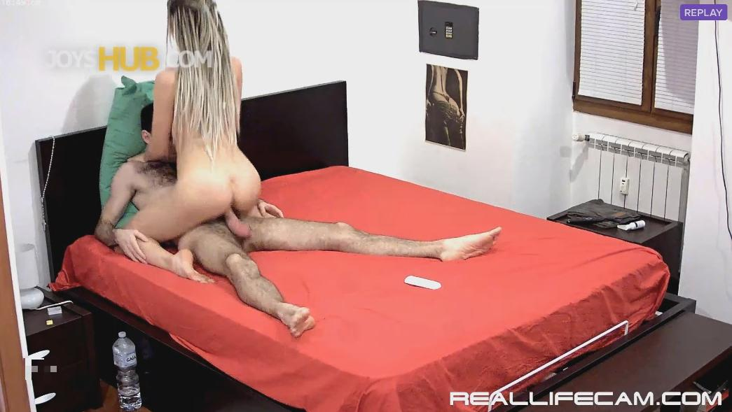 Masha and Sasha Hot Blonde Blowjobs and Hardcore Sex Part 2 RealLifeCam
