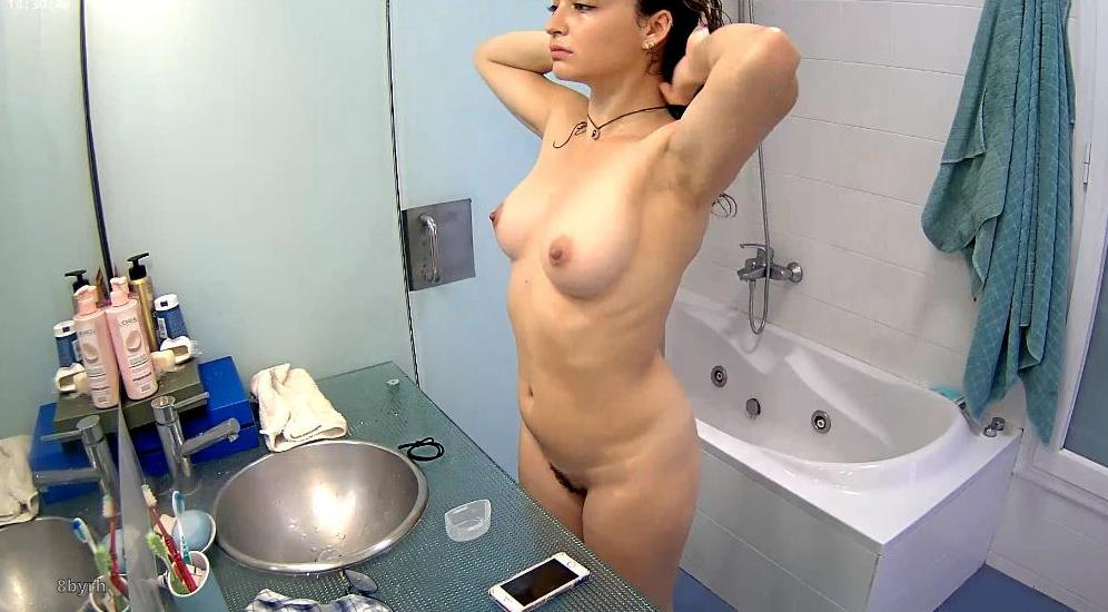 Reallifecam Emma Sexy Naked Teen Shower