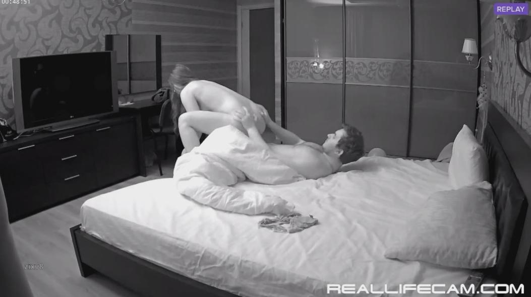 OMG!!! RealLifeCam Lana and Robert Young Couple Hardcore Sex