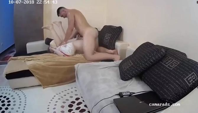 2018 HD Camarads Horny Young Couple Real HARDCORE Sex