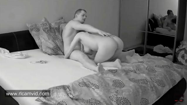 RealLifeCam Linda and Tibor Young Couple Hardcore Sex