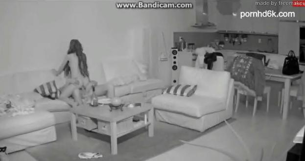 RealLifeCam Kitty and Smith Hard Dick Riding Sex Video